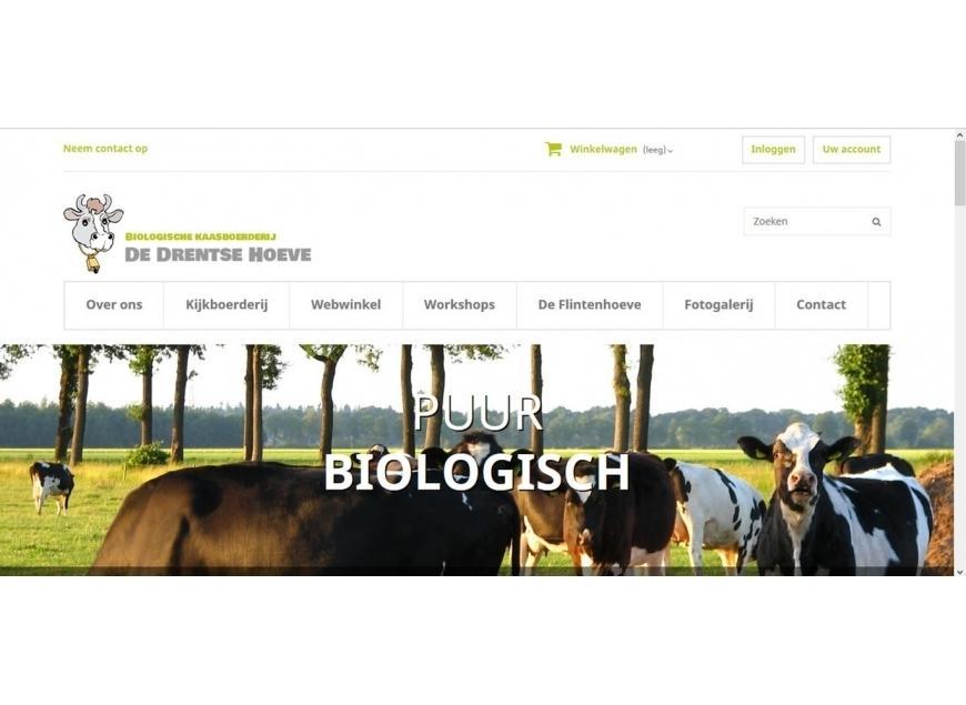 Trots presenteren wij u onze nieuwe website!